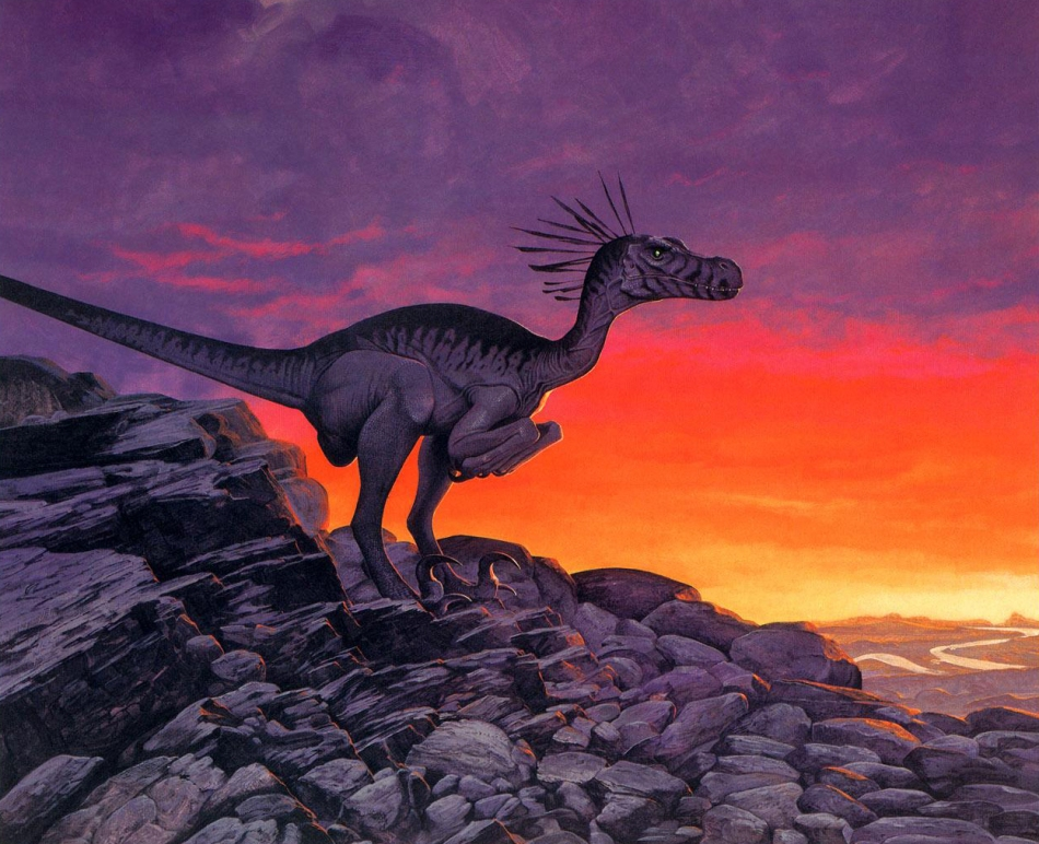Paleoart Amp Illustration Waynebarlowe